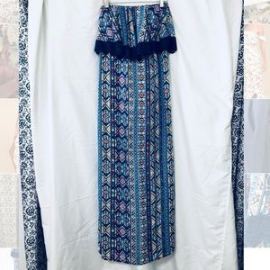 Aztec maxi dress - Forever 21